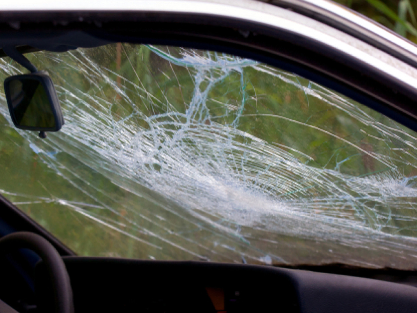 Don't Drive Around With a Chipped Windshield